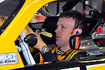 Mar 06, 2009; 2:47:01 PM; Hampton, GA, USA; NASCAR Sprint Cup Series practice for the Kobalt Tools 500 at the Atlanta Motor Speedway.  Mandatory Credit: (thesportswire.net)