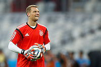 Goalkeeper Manuel Neuer of Germany