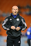 30 October 2004: Wizards assistant coach Brian Bliss. The Kansas City Wizards defeated the San Jose Earthquakes 3-0 at Arrowhead Stadium in Kansas City, MO in the second leg of their Major League Soccer Western Conference Semifinal playoff series. The Wizards eliminated the Earthquakes 3-2 on aggregate goals..