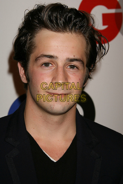 "MICHAEL ANGARANO.2007 GQ ""Men of the Year"" held at The Chateau Marmont, Los Angeles, California, USA..December 5th, 2007.headshot portrait .CAP/ADM/RE.©Russ Elliot/AdMedia/Capital Pictures."