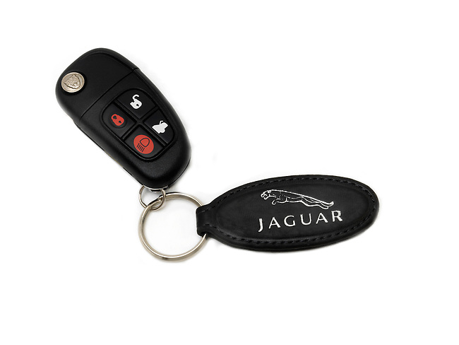 Car Key for a Jaguar
