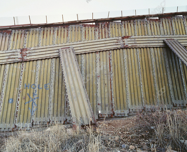 Hole in the Wall, Nogales, Arizona, USA,  December 2004
