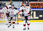 S&ouml;dert&auml;lje 2014-01-06 Ishockey Hockeyallsvenskan S&ouml;dert&auml;lje SK - Malm&ouml; Redhawks :  <br />  Malm&ouml; Redhawks Teemu Kes&auml; och Malm&ouml; Redhawks Sebastian Meijer deppar efter att S&ouml;dert&auml;ljes Philip DeSimone gjort 1-1<br /> (Foto: Kenta J&ouml;nsson) Nyckelord:  jubel gl&auml;dje lycka glad happy