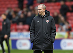Alan Knill assistant manager of Sheffield Utd during the English League One match at Bramall Lane Stadium, Sheffield. Picture date: December 31st, 2016. Pic Simon Bellis/Sportimage