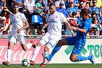 GETAFE CF v REAL MADRID CF. LA LIGA 2017/2018. ROUND 8.