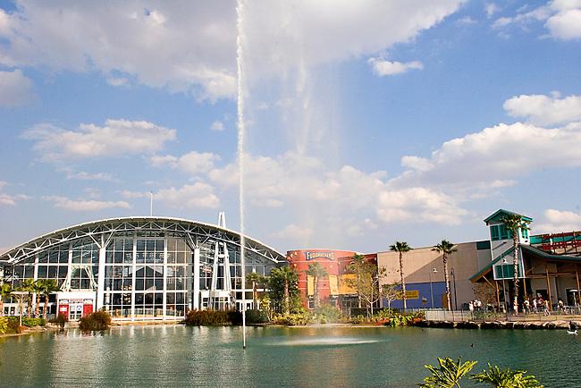 Shopping, Festival Bay Mall, Orlando, Florida
