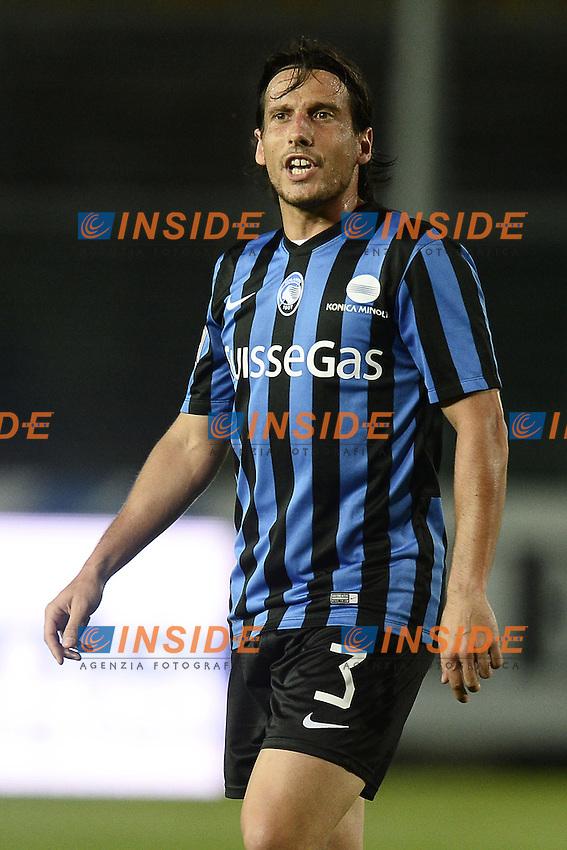 Cristiano Del Grosso Atalanta <br /> Bergamo 02-08-2014 Stadio Atleti Azzurri d'Italia <br /> Calcio 2014/2015 Atalanta - Nantes <br /> Foto Daniele Buffa / Image/ Insidefoto