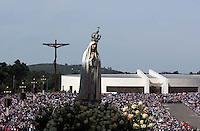 Sanctuary of the Fatima in Portugal
