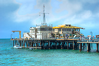 Santa Monica, Pier, Pacific Ocean, California, usa