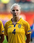 Anna Paulson, Sweden-Russia, Women's EURO 2009 in Finland, 08252009, Turku, Veritas Stadium.