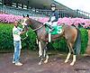 Troubled Waters winning at Delaware Park on 8/19/15