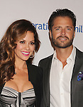 BEVERLY HILLS, CA - SEPTEMBER 28: Brooke Burke-Charvet and David Charvet  attend Operation Smile's 30th Anniversary Smile Gala - Arrivals at The Beverly Hilton Hotel on September 28, 2012 in Beverly Hills, California.