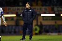 Tranmee Rovers manager Micky Mellon during Southend United vs Tranmere Rovers, Sky Bet EFL League 1 Football at Roots Hall on 11th January 2020