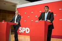 2016/06/05 Politik | SPD-Parteikonvent | Pressekonferenz