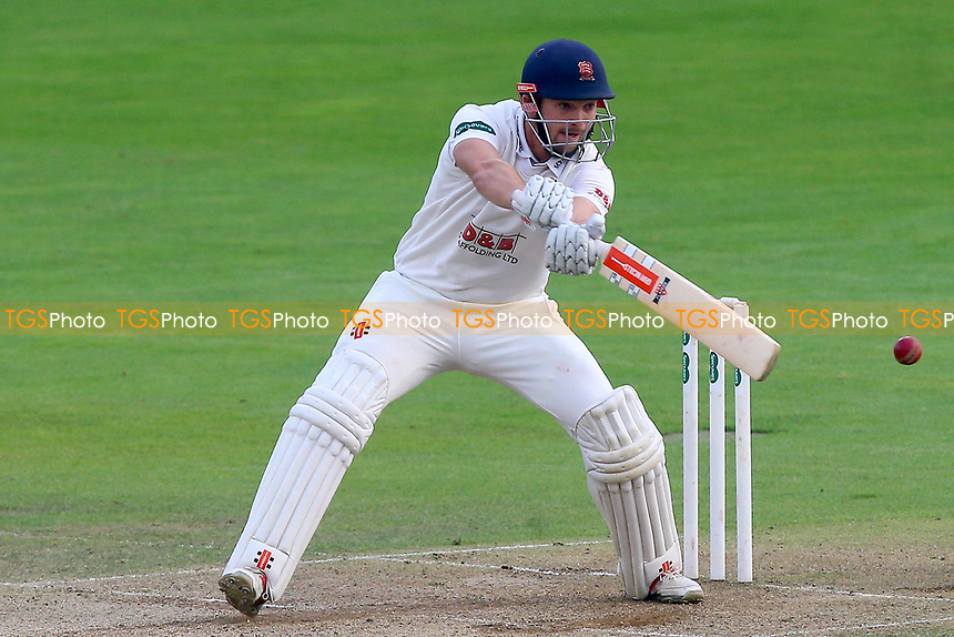 Nick Browne in batting action for Essex during Essex CCC vs Yorkshire CCC, Specsavers County Championship Division 1 Cricket at The Cloudfm County Ground on 26th September 2017