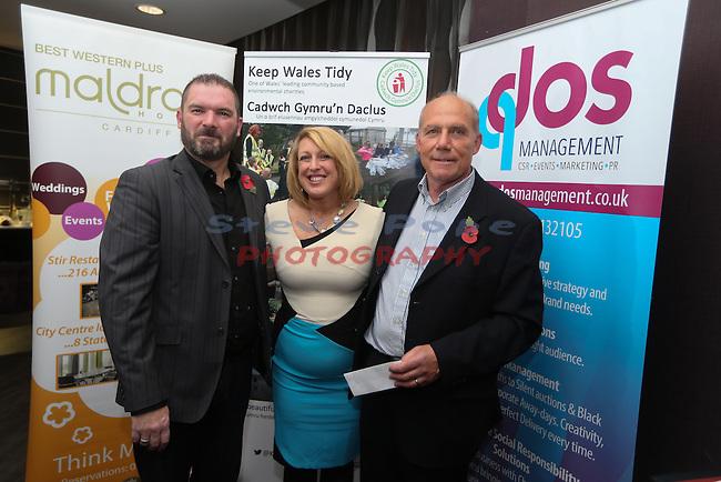 Celebrity Chefs 2014<br /> Maldron Hotel Cardiff<br /> 07.11.14<br /> &copy;Steve Pope-FOTOWALES