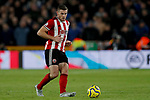 Jack O'Connell of Sheffield United during the Premier League match at Bramall Lane, Sheffield. Picture date: 5th December 2019. Picture credit should read: James Wilson/Sportimage