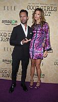 NEW YORK, NY-October 18: Chris Diamantopoulos, Alysia Reiner at Amazon Originasl Series Good Girls Revolt screening  at the Joseph Urban Theater at Hearst Tower in New York.October 18, 2016. Credit:RW/MediaPunch