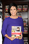 Kris Jenner Signs Copies Of Her New Book - In The Kitchen With Kris = 10-25-14