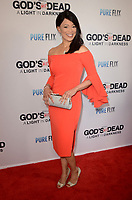 "LOS ANGELES - FEB 20:  Fanchon Stinger at the ""God's Not Dead:  A Light in Darkness"" Premiere at the Egyptian Theater on February 20, 2018 in Los Angeles, CA"