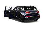Car images close up view of a 2017 Mini Clubman John Cooper Works 5 Door Wagon doors