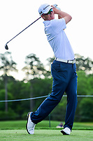 John Senden (AUS) watches his tee shot on 3 during round 1 of the Shell Houston Open, Golf Club of Houston, Houston, Texas, USA. 3/30/2017.<br /> Picture: Golffile | Ken Murray<br /> <br /> <br /> All photo usage must carry mandatory copyright credit (&copy; Golffile | Ken Murray)