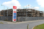 Unfinished Building Bettystown May 2012