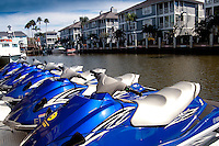 Watersports, shopping, dining at the Boatyard Shops, Sarasota, Florida. Photo by Debi Pittman Wilkey