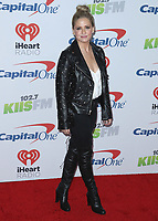 LOS ANGELES- DECEMBER 1:  Sarah Michelle Gellar at the 102.7 KIIS FM's Jingle Ball 2017 at the Forum on December 1, 2017 in Los Angeles, California. (Photo by Scott Kirkland/PictureGroup)