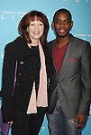 HOLLYWOOD, CA - OCTOBER 23: Frances Fisher and Aml Ameen arrive at the 'Flight' - Los Angeles Premiere at ArcLight Cinemas on October 23, 2012 in Hollywood, California.