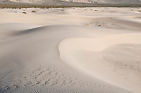 Sand dunes in Saline Valley, Death Valley National Park, California