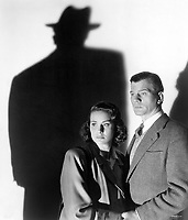 The Third Man (1949) <br /> Joseph Cotten &amp; Alida Valli<br /> *Filmstill - Editorial Use Only*<br /> CAP/KFS<br /> Image supplied by Capital Pictures