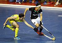 James KNEE, Dan Nguyen /   /        /   <br /> / Sport / Hockey Hnhockey / World Championships Weltmeisterschaft  /  2017/2018 / 07.02.2018 / GER BRGermany vs. Australien  *** Local Caption *** © pixathlon<br /> Contact: +49-40-22 63 02 60 , info@pixathlon.de