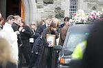 Rebecca Fagan Funeral