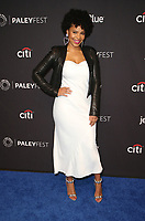"""24 March 2019 - Hollywood, California - Sanaa Lathan. 2019 PaleyFest LA - """"The Twilight Zone"""" held at The Dolby Theater. <br /> CAP/ADM/FS<br /> ©FS/ADM/Capital Pictures"""