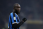 Romelu Lukaku of Inter during the Coppa Italia match at Giuseppe Meazza, Milan. Picture date: 14th January 2020. Picture credit should read: Jonathan Moscrop/Sportimage