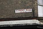 Economy Road, Cul-de-Sac, Lowestoft, Suffolk, England