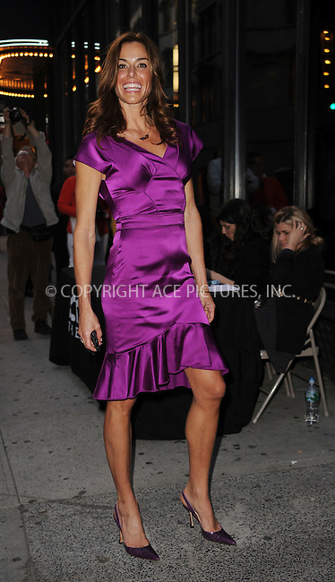 WWW.ACEPIXS.COM . . . . .  ....May 11 2009, New York City....TV personality Kelly Bensimon arriving at a screening of 'Easy Virtue' hosted by The Cinema Society and The Wall Street Journal with Jaeger-Lecoultre and Brooks Brothers at the AMC Loews 19th Street on May 11, 2009 in New York City.....Please byline: KRISTIN CALLAHAN - ACEPIXS.COM.... *** ***..Ace Pictures, Inc:  ..tel: (212) 243 8787..e-mail: info@acepixs.com..web: http://www.acepixs.com