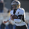 Patrick Walsh #22 of Wantagh rushes for a gain during the Nassau County Conference III varsity football semifinals against Roosevelt at Hofstra University on Saturday, Nov. 11, 2017.