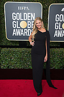 Nancy O'Dell arrives at the 75th Annual Golden Globe Awards at the Beverly Hilton in Beverly Hills, CA on Sunday, January 7, 2018.<br /> *Editorial Use Only*<br /> CAP/PLF/HFPA<br /> &copy;HFPA/Capital Pictures