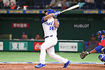 Cody Decker (ISR), <br /> MARCH 12, 2017 - WBC : <br /> 2017 World Baseball Classic <br /> Second Round Pool E Game <br /> between Cuba 1-4 Israel <br /> at Tokyo Dome in Tokyo, Japan. <br /> (Photo by YUTAKA/AFLO SPORT)