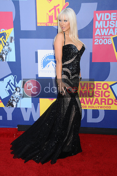 Christina Aguilera<br />
