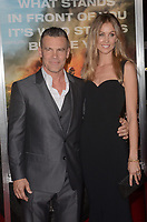 "LOS ANGELES - OCT 8:  Josh Brolin, Kathryn Boyd at the ""Only The Brave"" World Premiere at the Village Theater on October 8, 2017 in Westwood, CA"