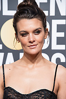 Nominated for BEST PERFORMANCE BY AN ACTRESS IN A TELEVISION SERIES &ndash; COMEDY OR MUSICAL for her role in &quot;SMILF,&quot; actress Frankie Shaw attends the 75th Annual Golden Globes Awards at the Beverly Hilton in Beverly Hills, CA on Sunday, January 7, 2018.<br /> *Editorial Use Only*<br /> CAP/PLF/HFPA<br /> &copy;HFPA/Capital Pictures