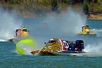 Spencer Love, (#24), Mark Proffitt (#27), Robert Rinker (#30)   (Formula 1/F1/Champ class)