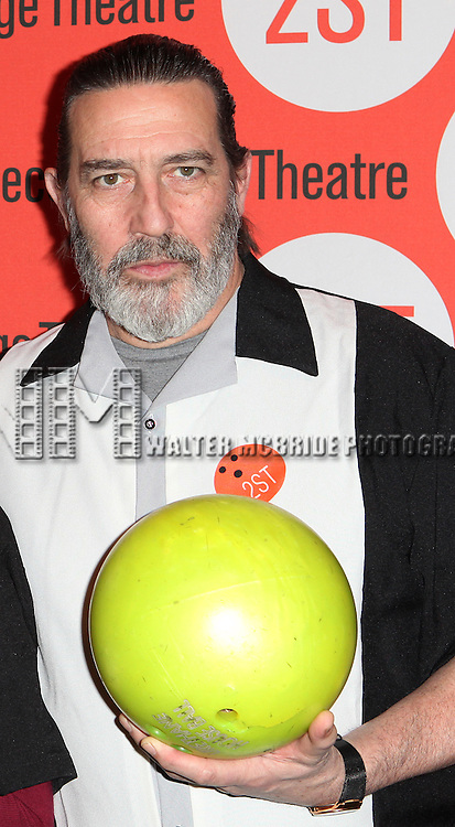 Ciarin Hinds attending the Second Stage Theatre's 26th Annual All-Star Bowling Classic at Lucky Strike Lanes & Lounge in New York City on 2/3/2013