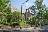 House at 2446 Belmont Road, NW; Washington, DC 20008 on May 25, 2016 where United States President Barack Obama and his family will reportedly live when they move out of the White House in January, 2017.  The Obamas will rent the home of Joe Lockhart, the former Clinton White House press secretary, who purchased it in 2014 for $5.3 million and who recently moved with his wife, Giovanna Gray Lockhart, to New York City for a job with the NFL.<br /> Credit: Ron Sachs / CNP<br /> (RESTRICTION: NO New York or New Jersey Newspapers or newspapers within a 75 mile radius of New York City)