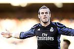 Real Madrid's Garet Bale celebrates goal during La Liga match. August 21,2016. (ALTERPHOTOS/Acero)