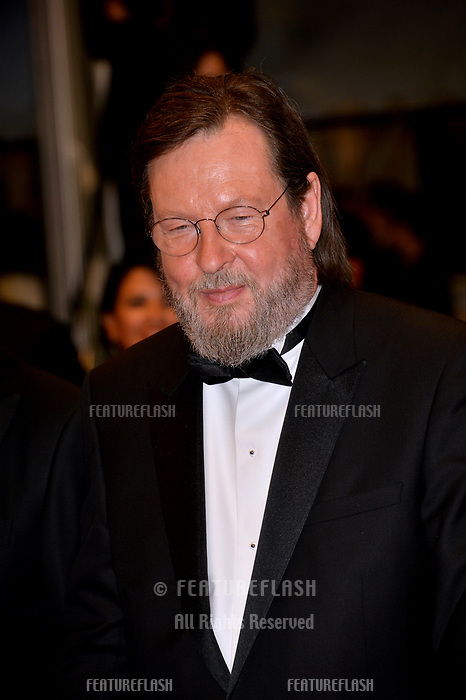 Lars Von Trier at the gala screening for &quot;The House That Jack Built&quot; at the 71st Festival de Cannes, Cannes, France 14 May 2018<br /> Picture: Paul Smith/Featureflash/SilverHub 0208 004 5359 sales@silverhubmedia.com