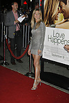 "WESTWOOD, CA. - September 15: Jennifer Aniston arrives at the Los Angeles premiere of ""Love Happens"" at the Mann's Village Theatre on September 15, 2009 in West wood, Los Angeles, California."